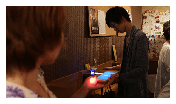 http://www.indiegogo.com/projects/ayatori-light-up-your-relationships